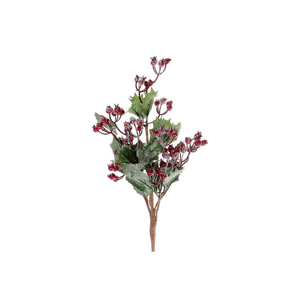 IH Casa Decor Frosted Red Berry Pick