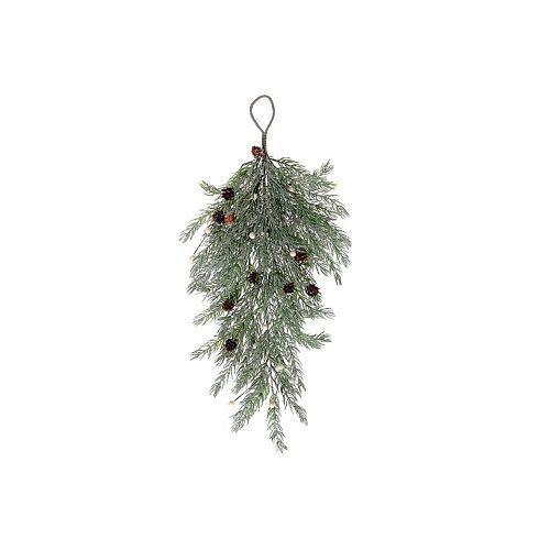 Pine And Berry Spruce Door Hanger