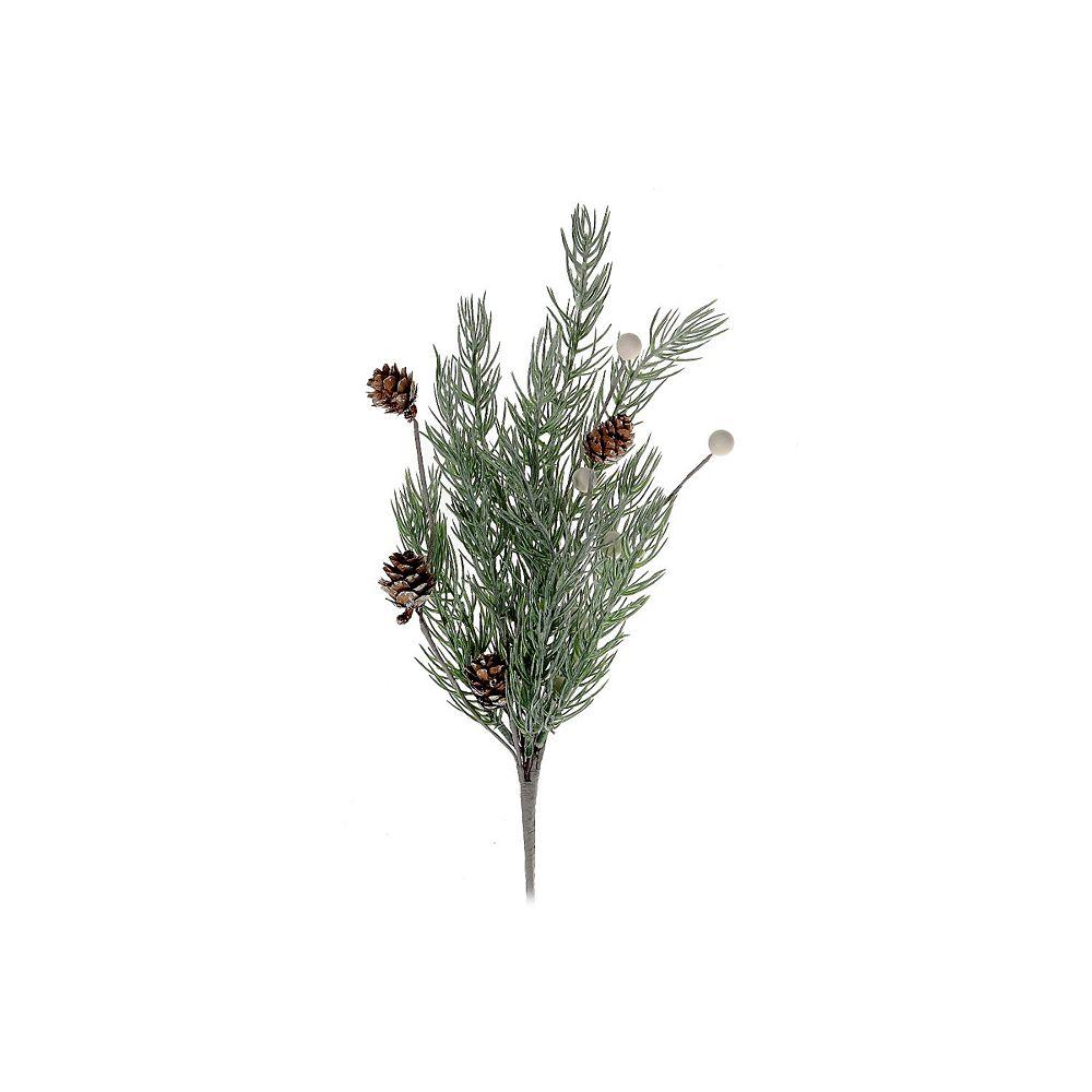IH Casa Decor Pine And Berry Spruce Pick