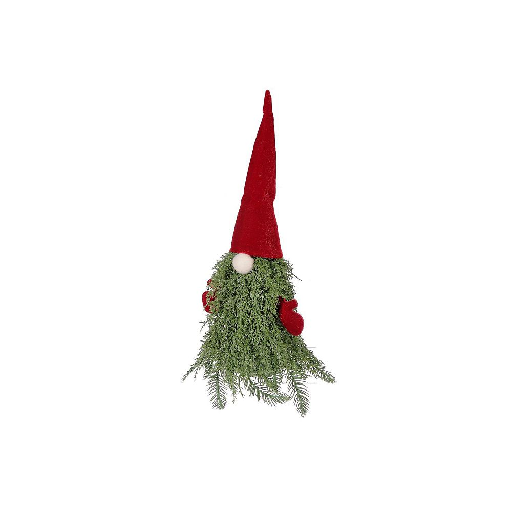 IH Casa Decor Green Pine Tree Red Gnome (Large)