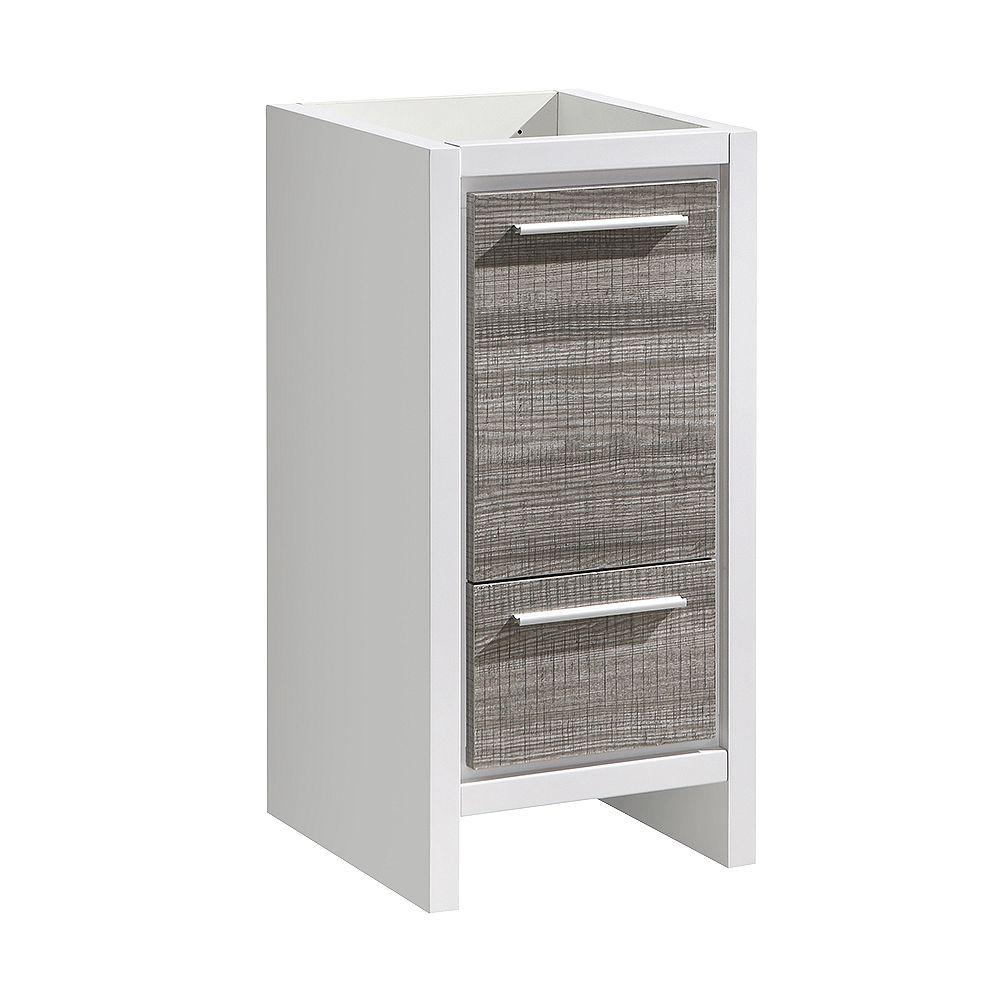 Fresca Allier Rio 16 inch Ash Gray Modern Bathroom Cabinet Only