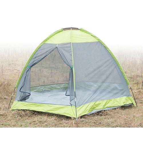 Camping Tente pliante avec écran extérieur