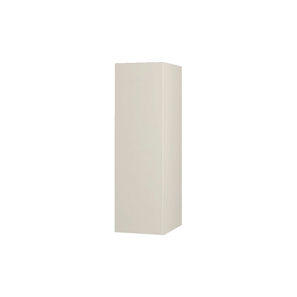 Thomasville Nouveau NOUVEAU Cavette Mortar Assembled Wall Cabinet 9 inches Wide x 30 inches High