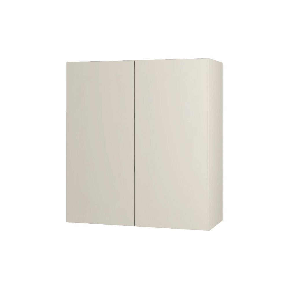 Thomasville Nouveau NOUVEAU Cavette Mortar Assembled Wall Cabinet 27 inches Wide x 30 inches High