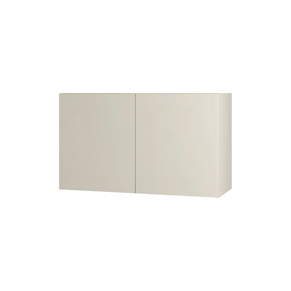 Thomasville NOUVEAU Cavette Mortar Assembled Wall Cabinet 30 inches Wide x 18 inches High