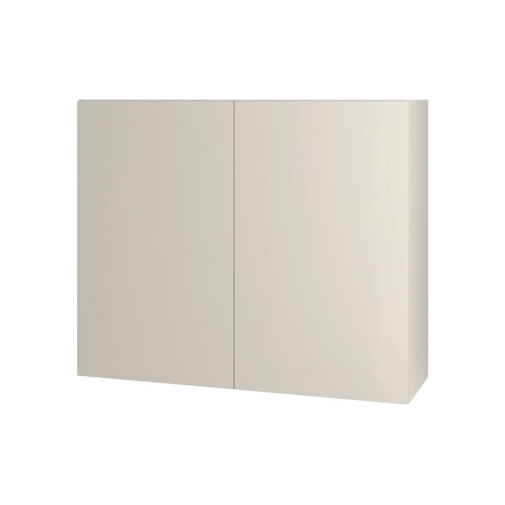 Thomasville NOUVEAU Cavette Mortar Assembled Wall Cabinet 36 inches Wide x 30 inches High