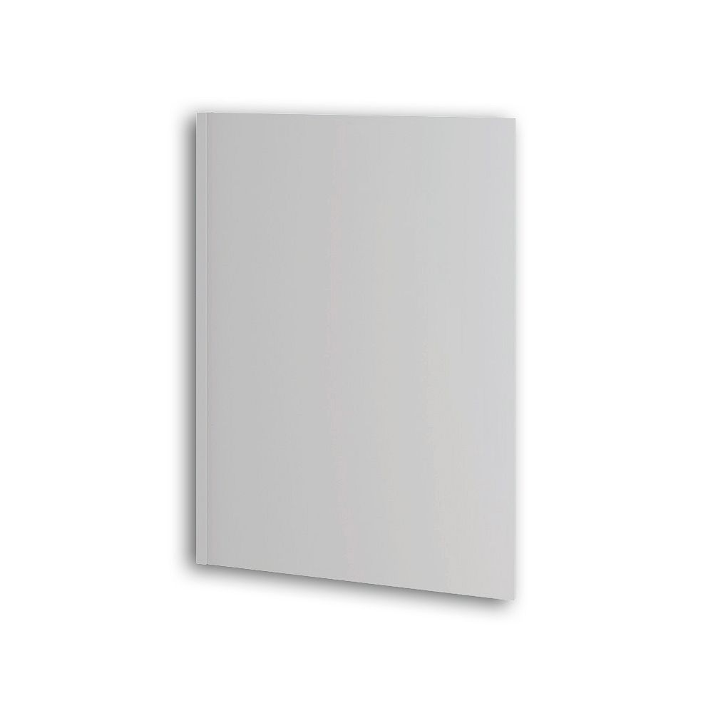 Thomasville Nouveau Cavette 0.63-inch W x 35.25-inch H x 25-inch D Dishwasher/Desk Panel for Assembled Kitchen Cabinet/Cupboard in Lilly Solid White (MP2535.2)