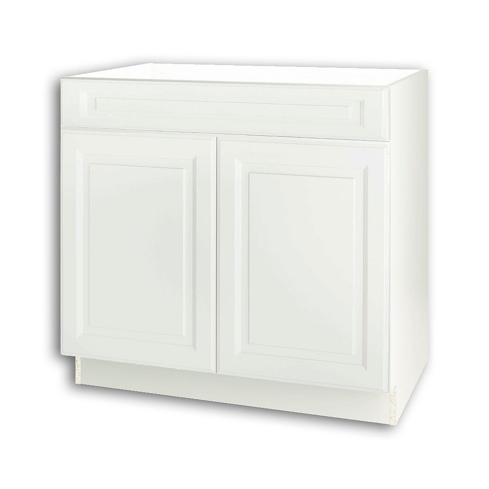 Thomasville NOUVEAU Newton Lilly Assembled Sink Base Cabinet 36 inches Wide