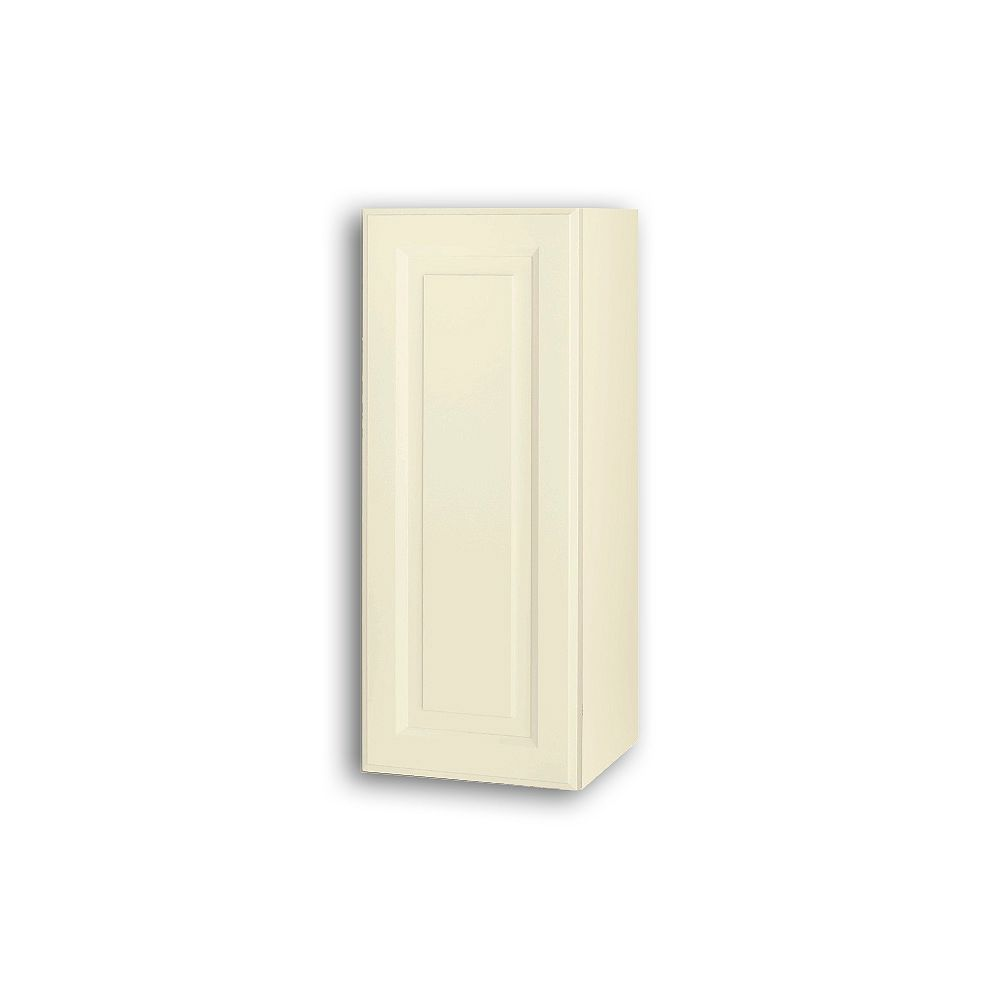 Thomasville Nouveau NOUVEAU Newton Oleander Assembled Wall Cabinet 12 inches Wide x 30 inches High