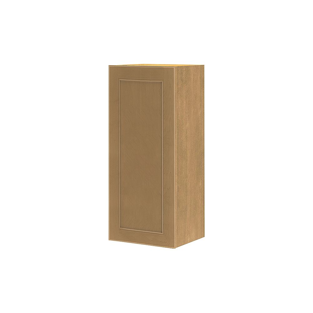 Thomasville NOUVEAU Rhodes Tumbleweed Assembled Wall Cabinet 12 inches Wide x 30 inches High