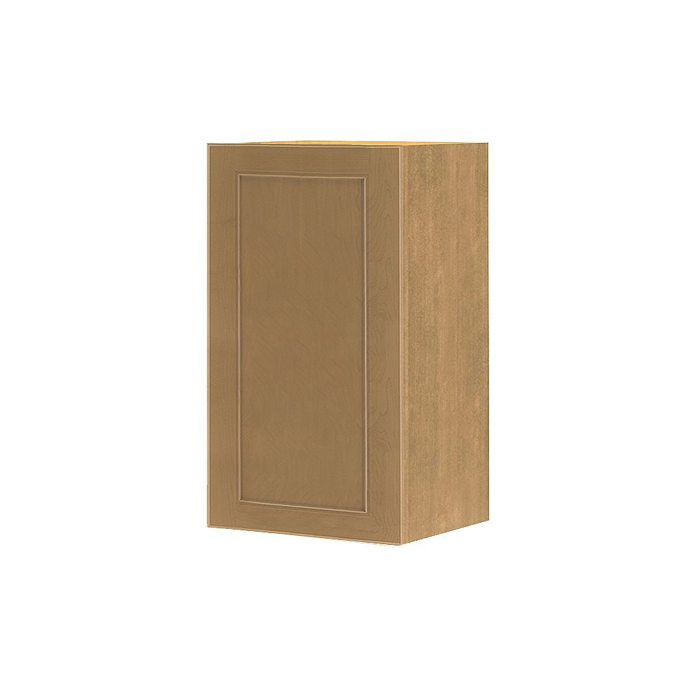 Thomasville NOUVEAU Rhodes Tumbleweed Assembled Wall Cabinet 18 inches Wide x 30 inches High