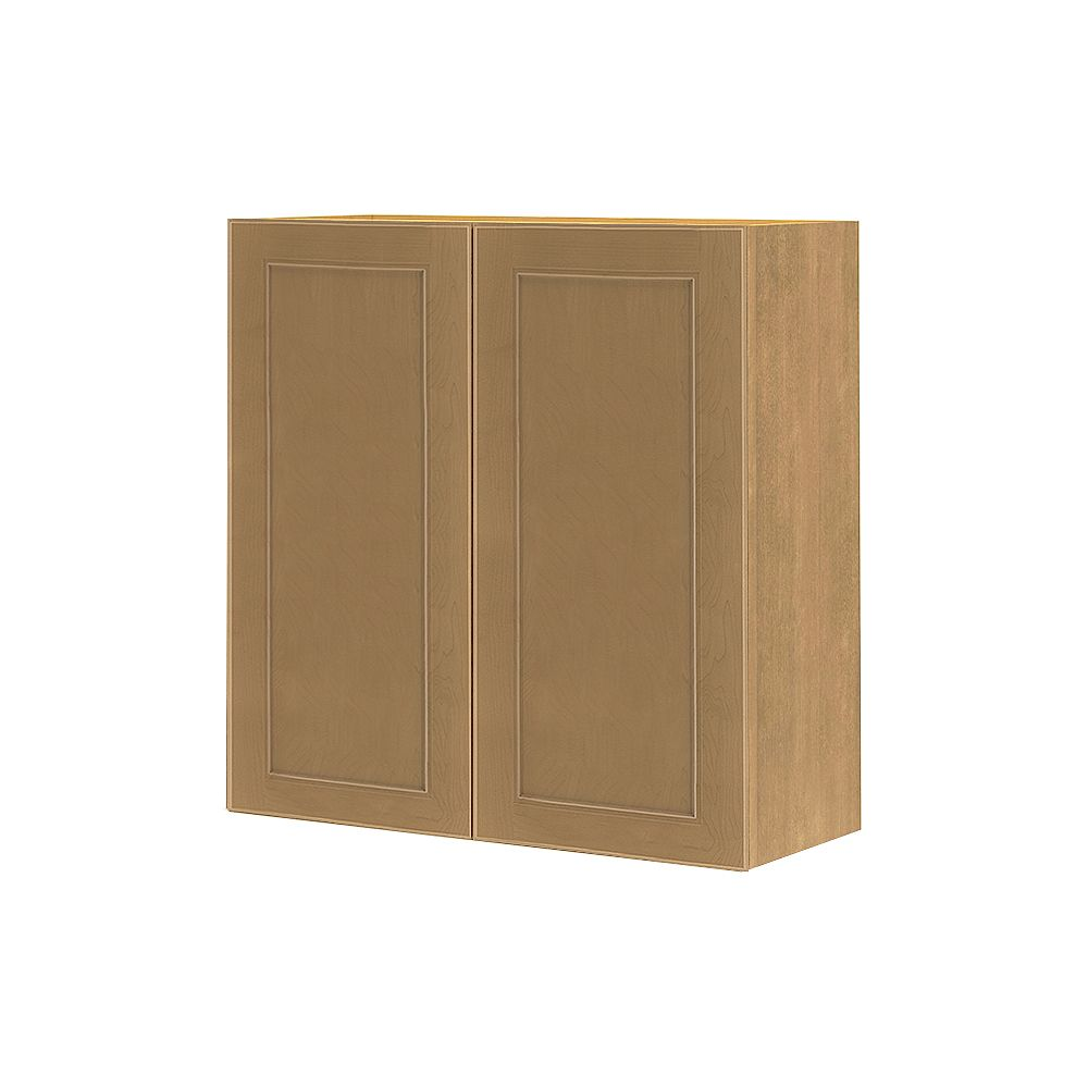 Thomasville NOUVEAU Rhodes Tumbleweed Assembled Wall Cabinet 30 inches Wide x 30 inches High