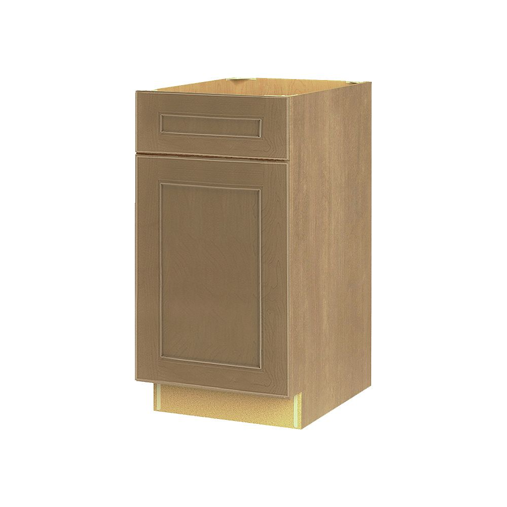 Thomasville NOUVEAU Rhodes Wrangler Assembled Base Cabinet with Drawer 18 inches Wide