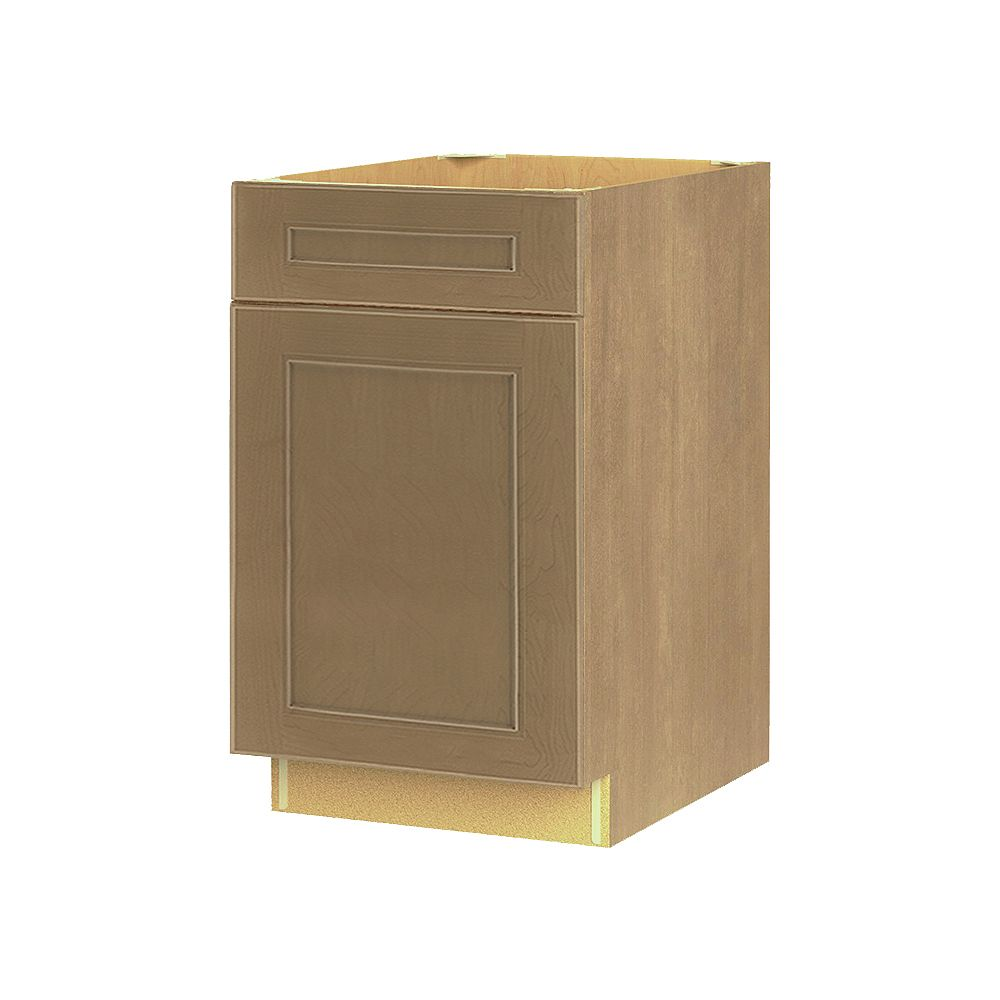 Thomasville NOUVEAU Rhodes Wrangler Assembled Base Cabinet with Drawer 21 inches Wide