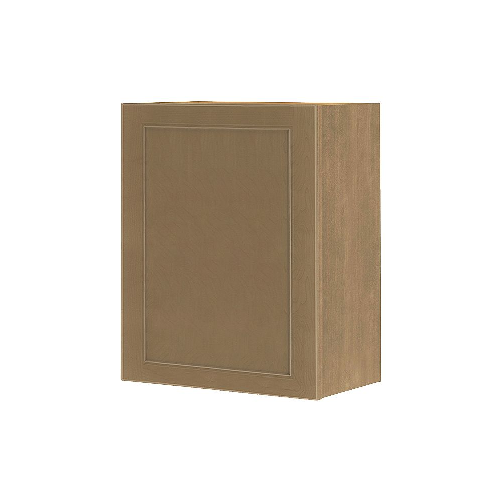 Thomasville NOUVEAU Rhodes Wrangler Assembled Wall Cabinet 24 inches Wide x 30 inches High