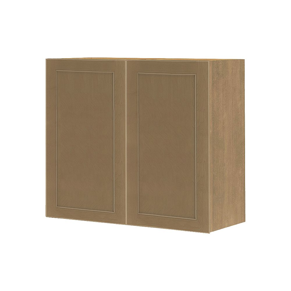 Thomasville NOUVEAU Rhodes Wrangler Assembled Wall Cabinet 36 inches Wide x 30 inches High