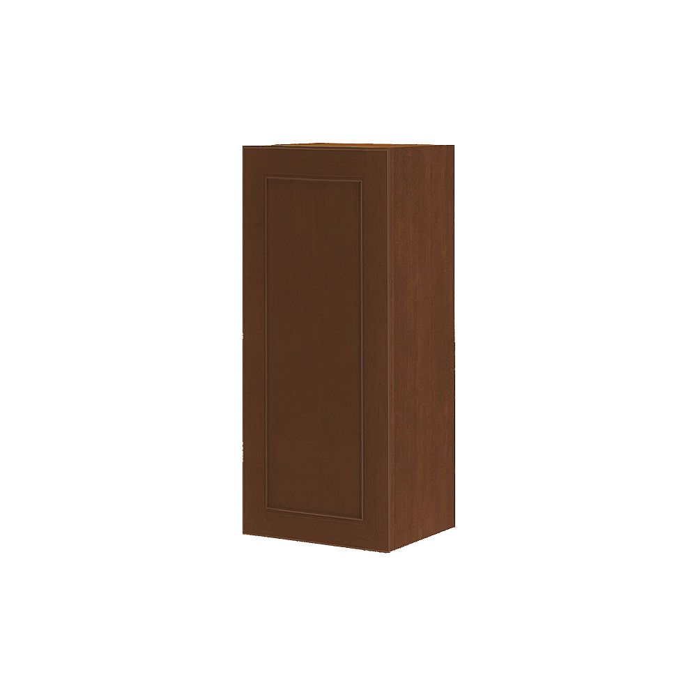 Thomasville NOUVEAU Rhodes Raisin Assembled Wall Cabinet 12 inches Wide x 30 inches High