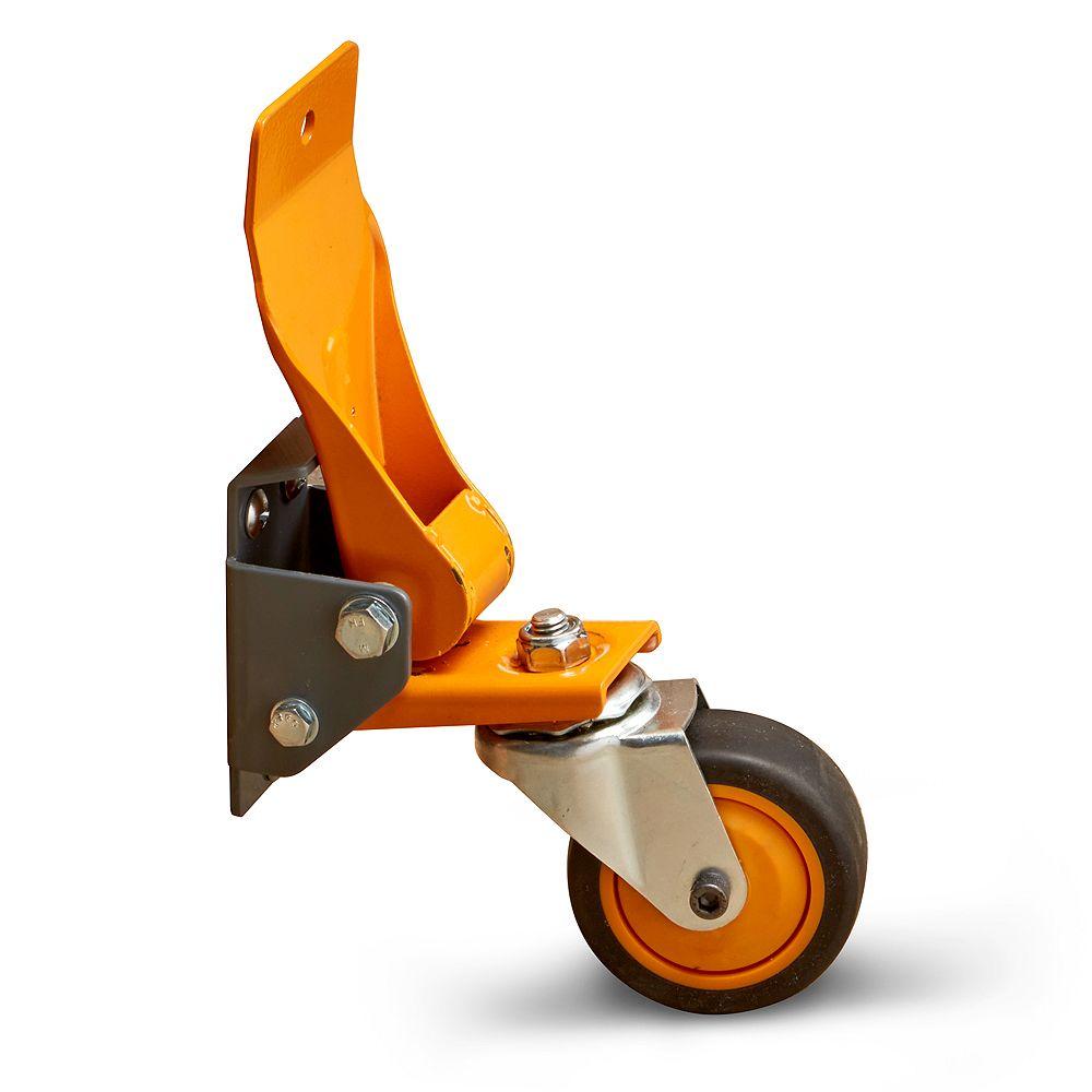 Bora 4-Caster Workbench Mobility Kit