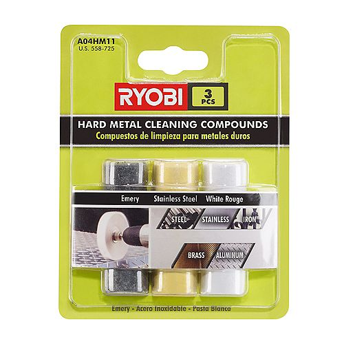 Cleaning Compound (3-pieces)