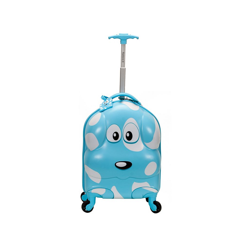 Rockland 17 in. Jr. Hardside Luggage, Puppy