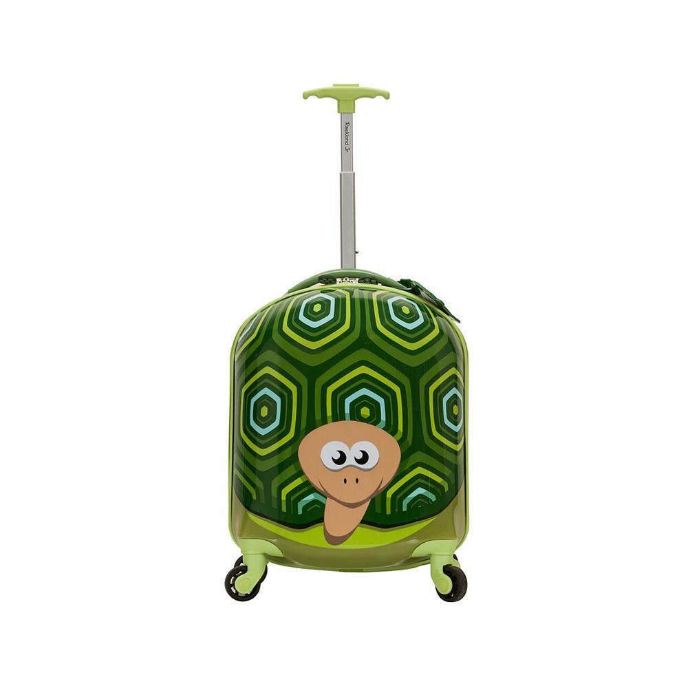 Rockland 17 in. Jr. Hardside Luggage, Turtle