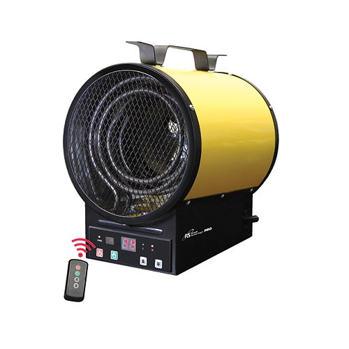 Garage and Workshop Heater with Remote