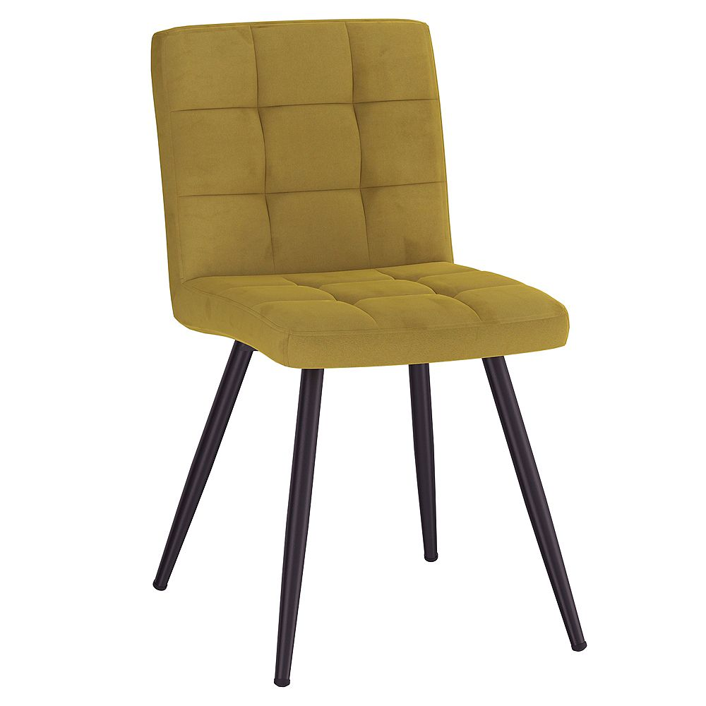 !nspire Set of 2 Contemporary Upholstered Side Chair