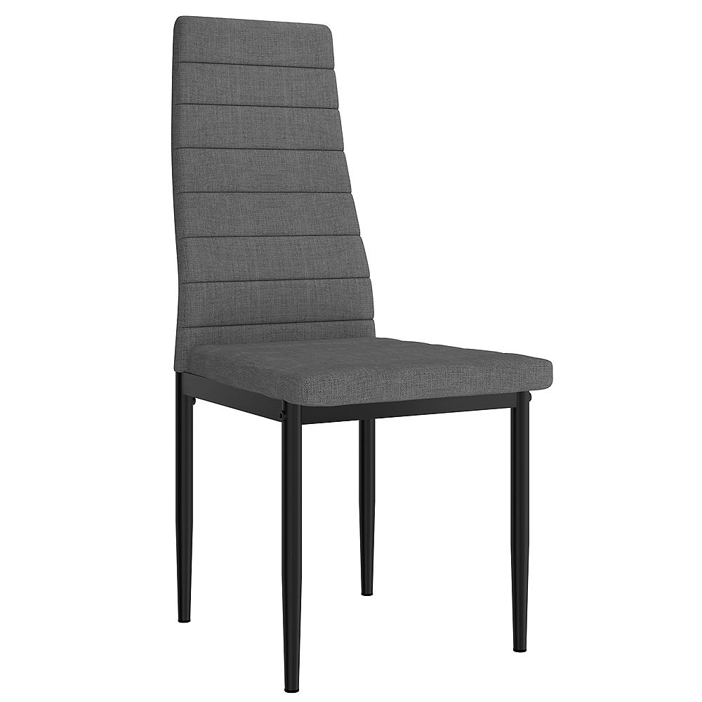 WHI Set of 6 Upholstered Contemporary Chair