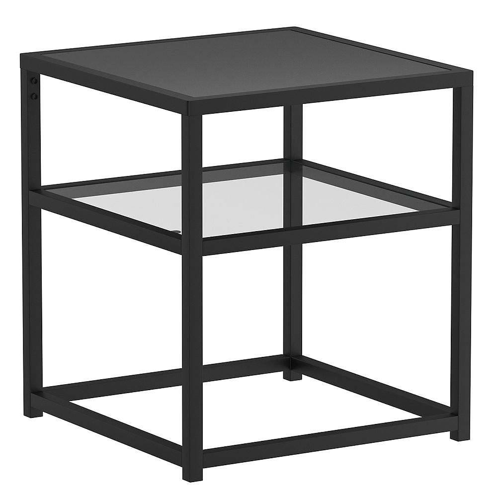 !nspire Contemporary 2 Tier Accent Table