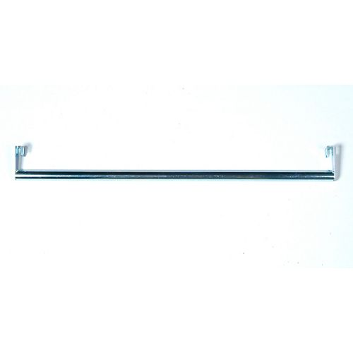 "31"" L Clothes Hanger Rod  attaches in seconds to the front of the Storability 1720 wire shelf"