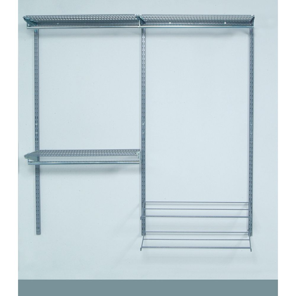 Triton Modular Closet, Garage, and Laundry Organizer Kit