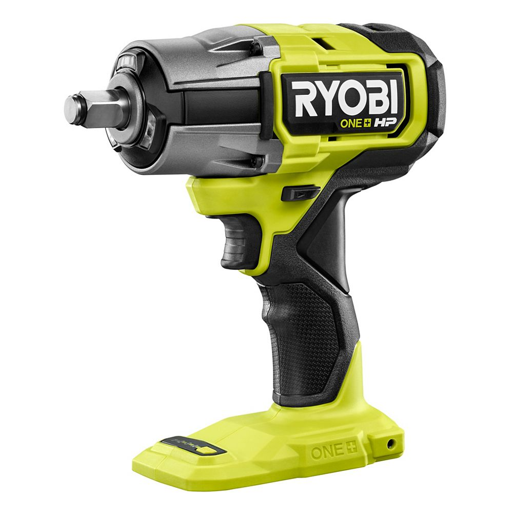 RYOBI 18V ONE+ HP Brushless Cordless Mid Torque 1/2-inch  Impact Wrench (Tool-Only)