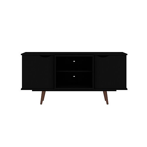 Hampton 53.54 TV Stand in Black