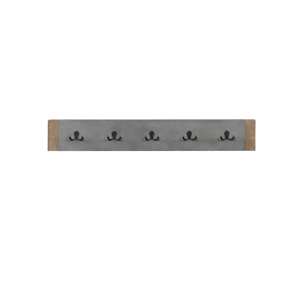 "Alaterre Furniture Newport 40"" Coat Hook"