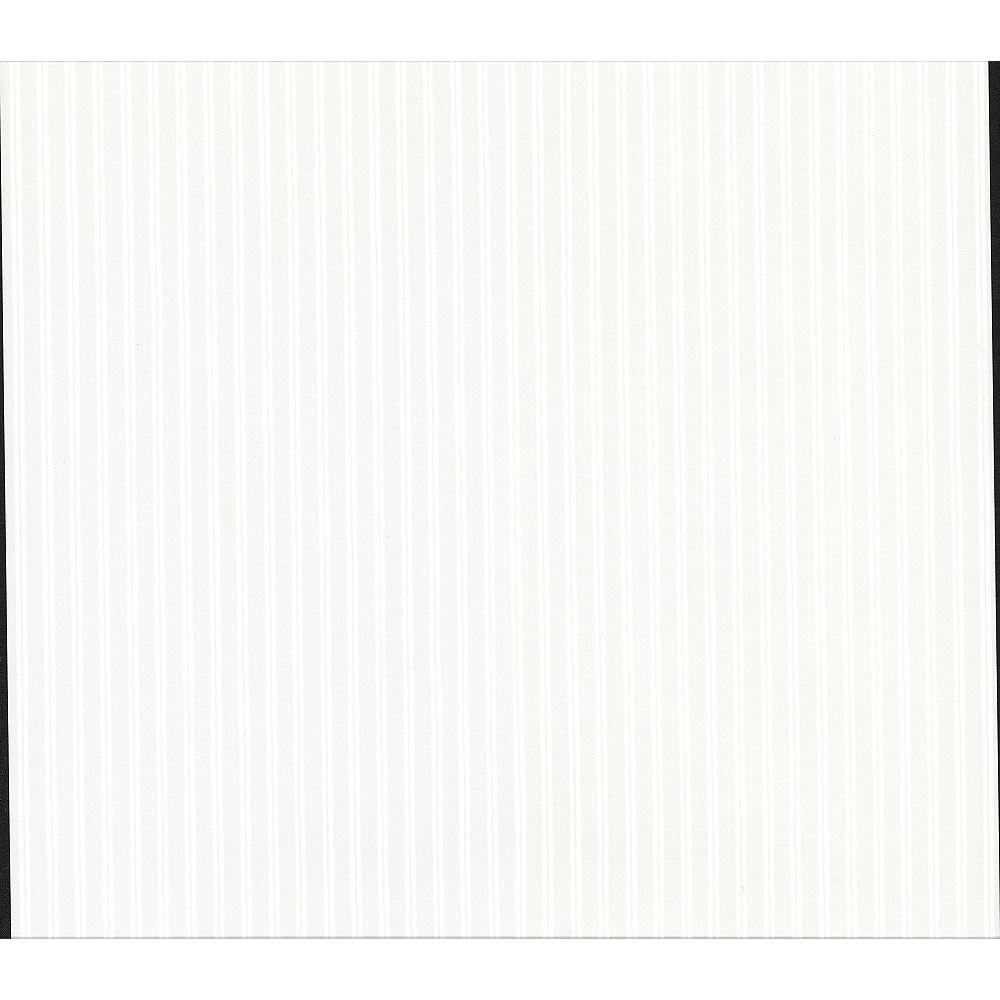 Advantage Agrippa Ivory Stripe Wallpaper