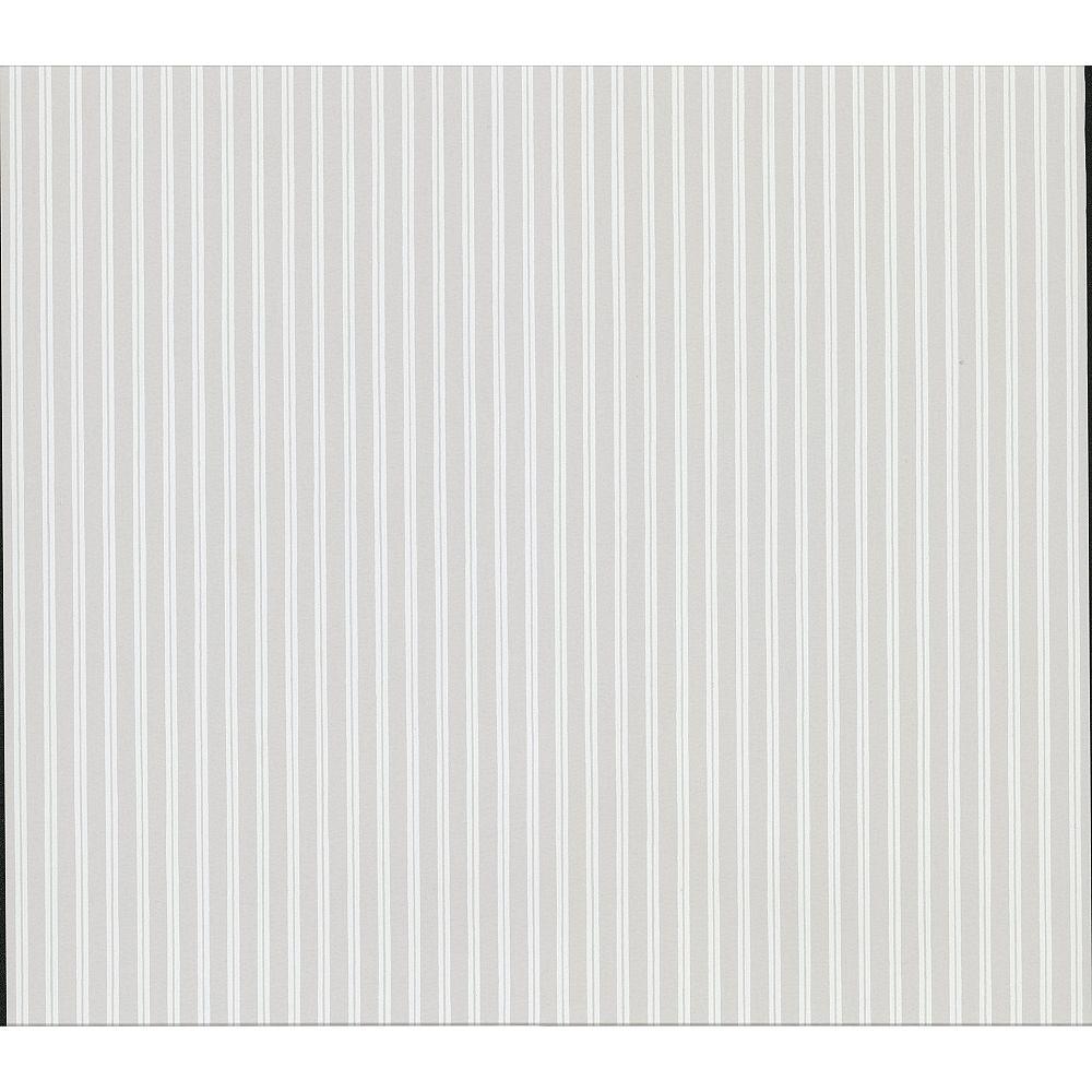 Advantage Agrippa Light Grey Stripe Wallpaper