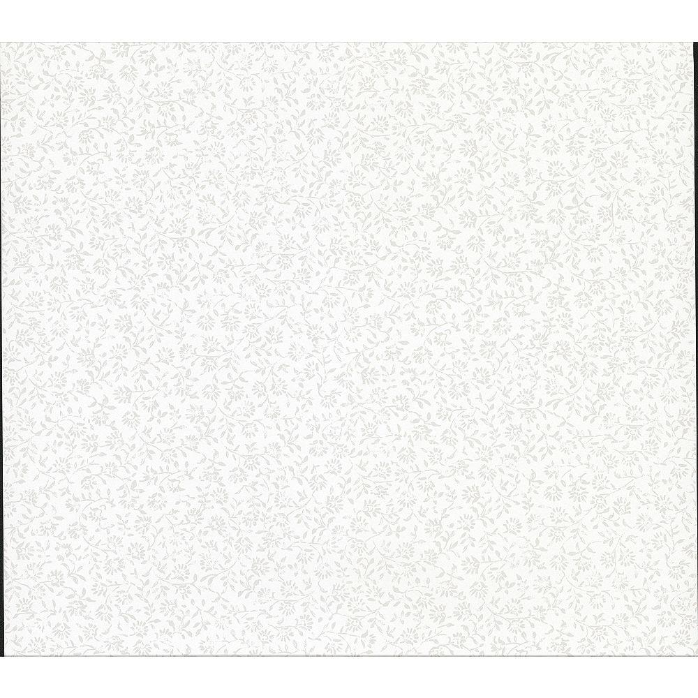 Advantage Rosaline Off-White Miniature Floral Wallpaper