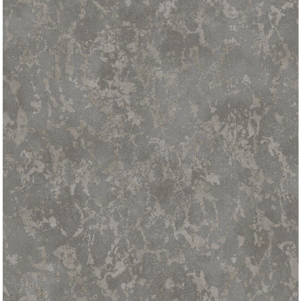 Fine Decor Imogen Charcoal Faux Marble Wallpaper