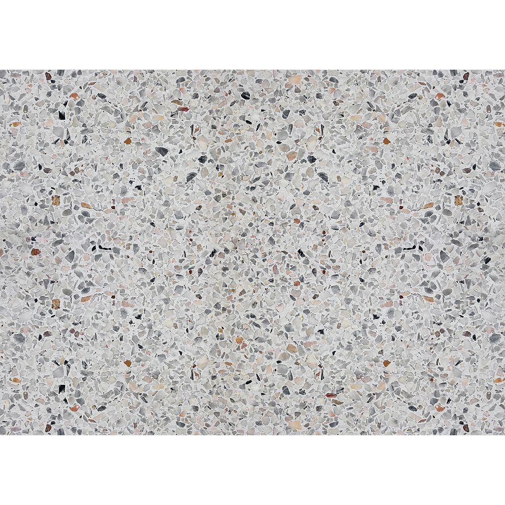 Home Decor Line Terrazzo Cement Kitchen Panel