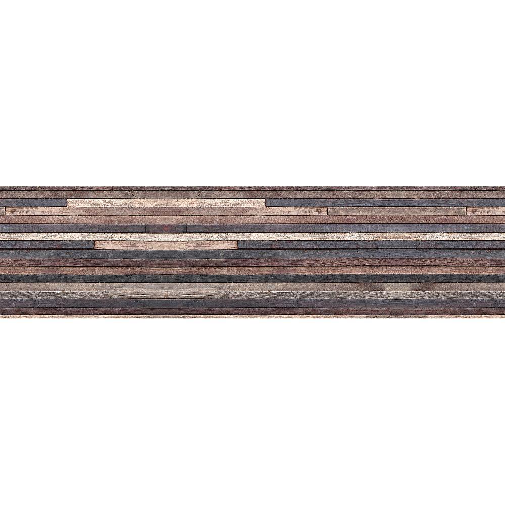 Home Decor Line Wood Strips Backsplash