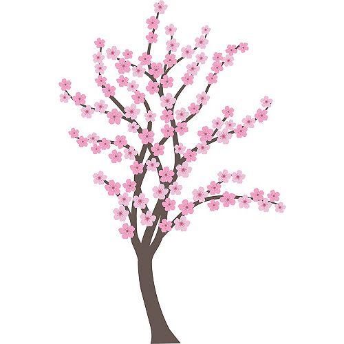 Spring Bloom Wall Art Kit