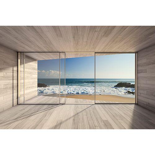 Large Window Wall Mural