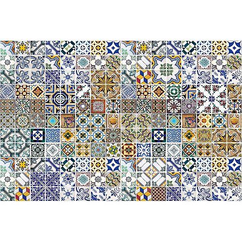 Portugal Tiles Wall Mural