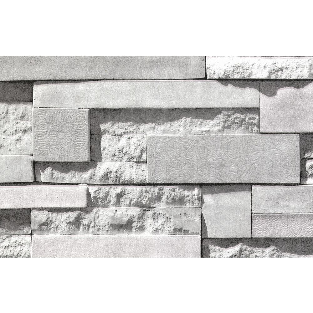 ADH'eco Grey Mineral Siding Adhesive Film Set of 2