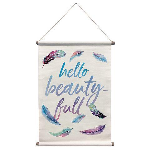 Belle tapisserie murale