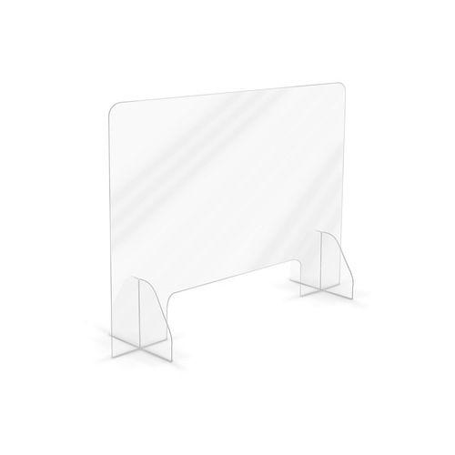 Écrans de comptoir horizontal - petit 30Wx21H