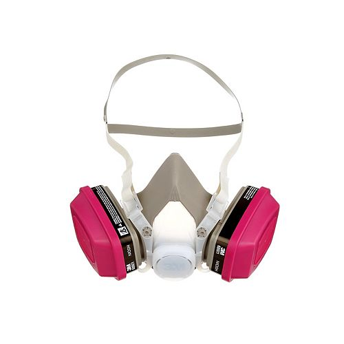 Multi-Purpose Respirator, 65021H1-DC, reusable, assorted colours