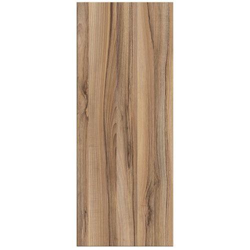 Zurich - Door 12 x 30 inch - Light Walnut Melamine