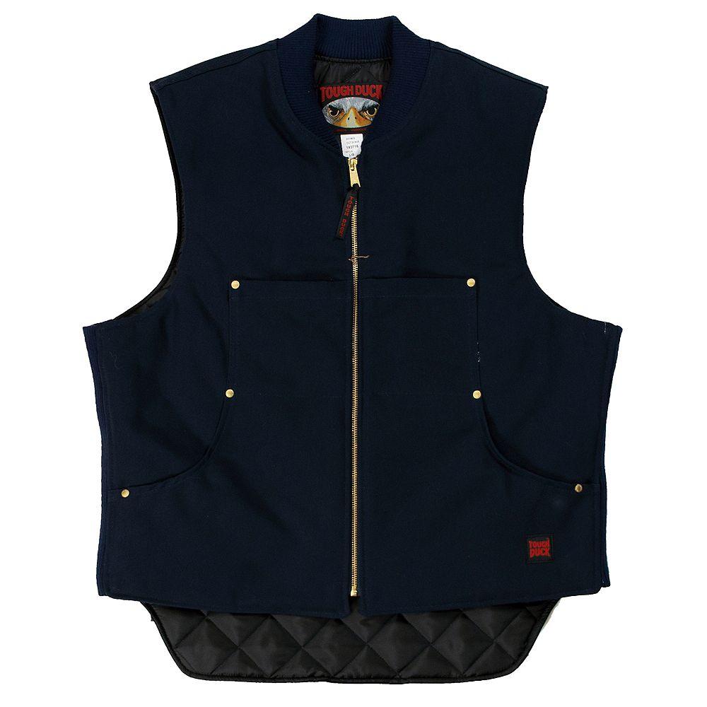 Tough Duck Quilt Lined Vest Ny 3Xl