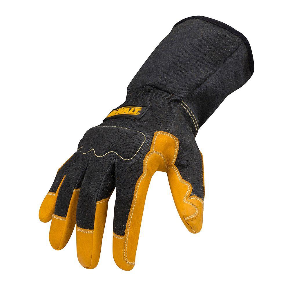 Dewalt Premium Fabricator's Gloves, 2X-Large